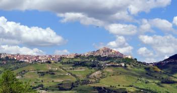 Il borgo di Calitri