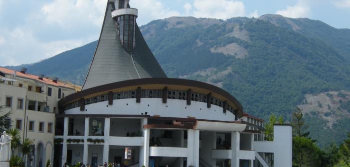 Caposele (Santuario di San Gerardo Maiella)
