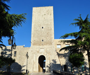 Il castello di Casalbore