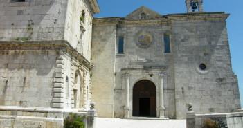 Guardia Lombardi - (Chiesa di Santa Maria delle Grazie)