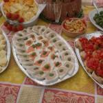 Cucina agriturismo Sant'Elia
