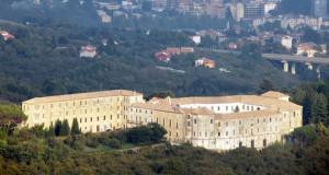 Mercogliano ( Il palazzo abbaziale di Loreto)
