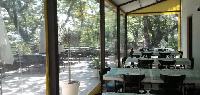 Il ristorante Hotel La Castagna