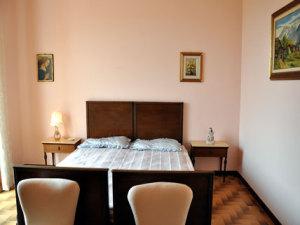 La camera rosa del casale 1921