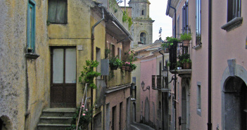 Nusco il balcone dell'Irpinia