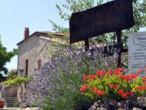 L'antico casale della masseria Sant'Elia