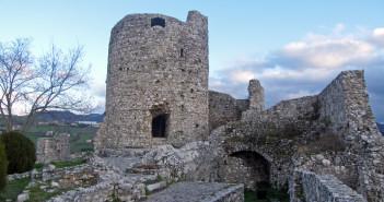 Il borgo di Rocca San Felice