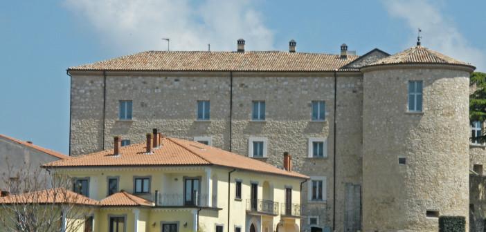 Castello Candriano (Torella dei Lombardi)