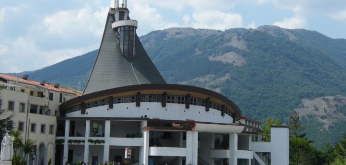 Santuario di San Gerado Maiella