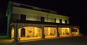 Il Casale 1921 di notte