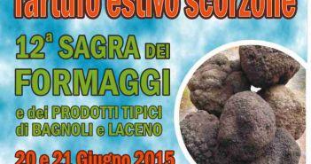 Mostra mercato tartufo Bagnoli Irpin