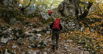 Sentiero del Montagnone di Nusco