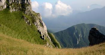 Sentiero la salita del Monte Mai