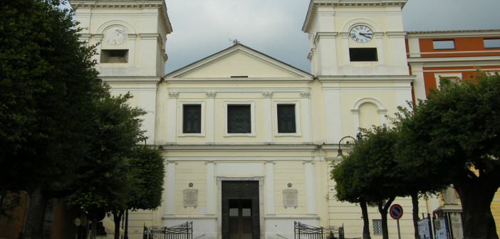 Mugnano del Cardinale (Santuario di Santa Filomena)