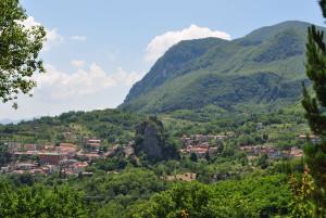 Sentiero dei tre Valloni