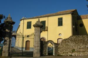 Sentiero dal Santuario dell'Incoronata a Calvanico