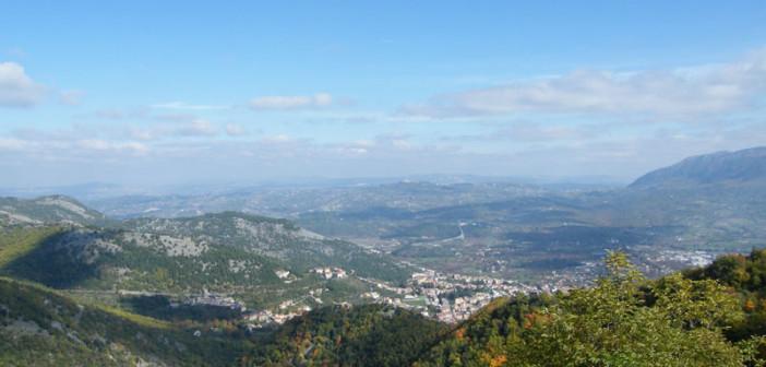 Sentiero del Monte Altillo