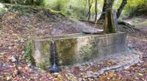 Sentiero delle fontane