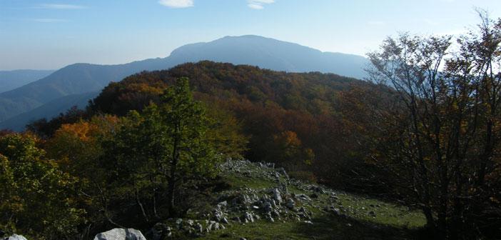 Sentiero della vetta dei Picentini