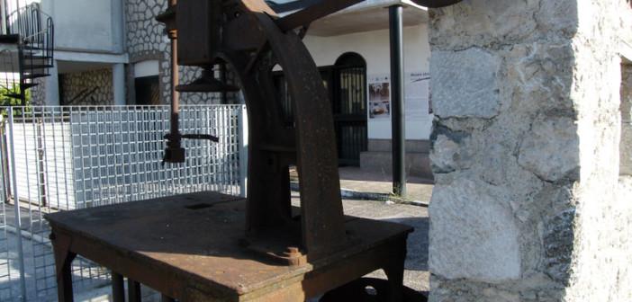 Museo etnografico di Volturara Irpina