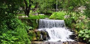 Sentiero delle sorgenti da Calabritto a Piano Migliato