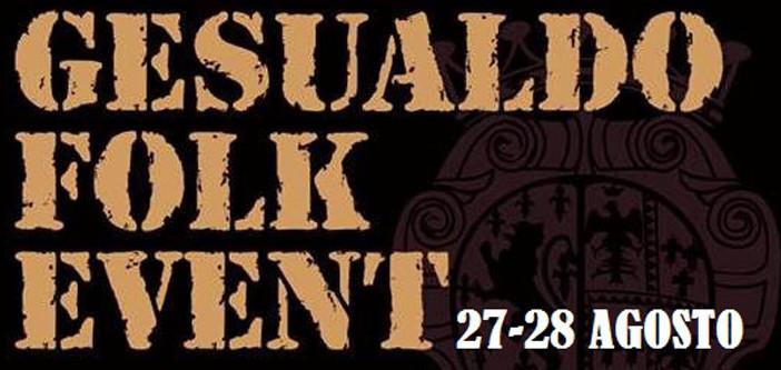 Gesualdo Folk Event