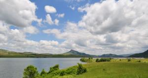 Il lago di Conza