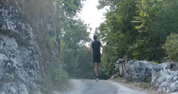 Sentiero della valle dell'Olmo
