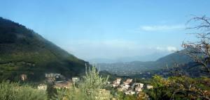 Sentiero panoramico da Monteforte Irpino a Campo San Giovanni