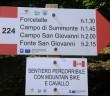 Sentiero del Campo: da Summonte a Campo San Giovanni