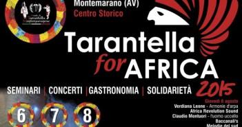 Tarantella for Africa