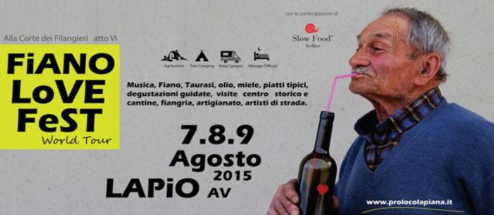 Fiano Love Fest 2015