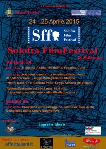 Programma Festival Solofra