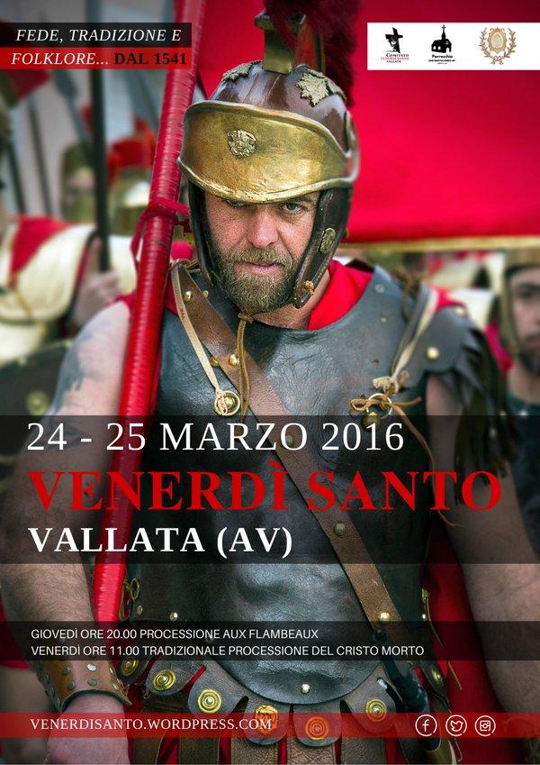 Via Crucis Vallata