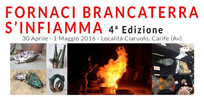 fornaci brancaterra s'infiamma 2016