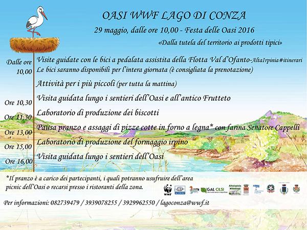 Festa Oasi WWF Conza