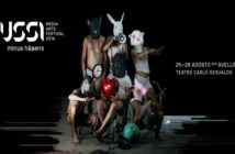 Flussi - Festival internazionale di musica elettronica ed arti digitali.