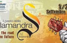 Dall'1 al 3 settembre ritorna nel centro storico di Grottolella, Il Pasto della Salamandra