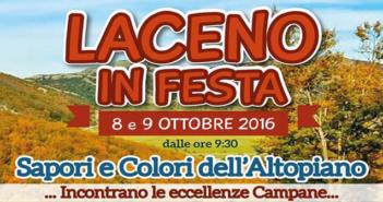 Laceno in Festa - 8 e 9 ottobre 2016