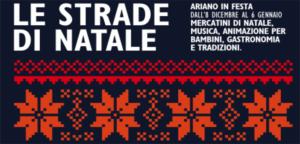 Le strade di Natale 2016 ad Ariano Irpino