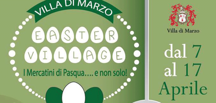 easter-village-avellino